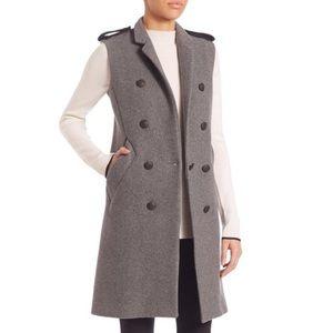 Rag & Bone Ashton Wool Blend Vest